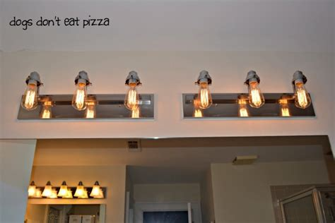 How To Change Light Fixture In Bathroom by How To Update Bathroom Lighting It S As Easy As Changing