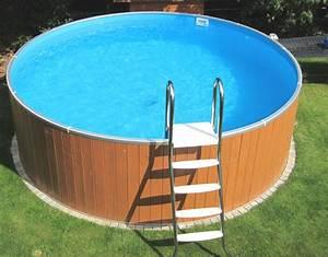 Pool 120 Tief : rundbecken funwood 120 cm tief fs montagen ~ One.caynefoto.club Haus und Dekorationen