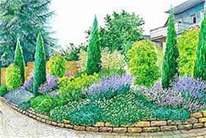 Hang Bepflanzen Bodendecker : skm garten und landschaftsbau g nter m ller hang garten ~ Lizthompson.info Haus und Dekorationen