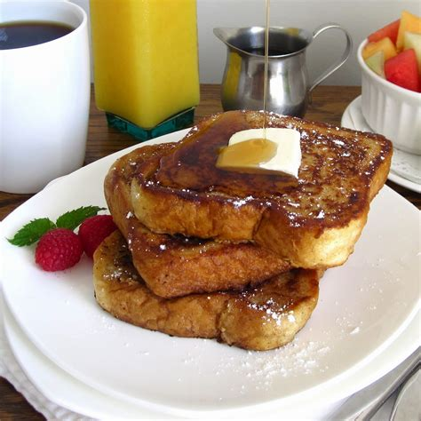 best toast recipe the best french toast lindsay ann bakes