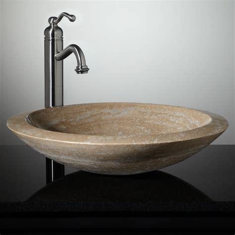 Bathroom Sink No Overflow