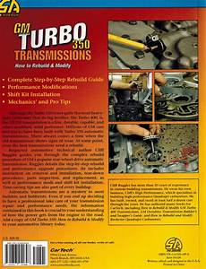 Gm Turbo 350 Transmissions  How To Rebuild And Modify