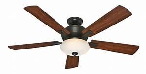 Quot bronze brown ceiling fan barrington hunter