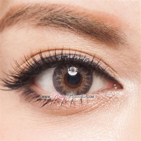 grey color contacts geo tri color grey circle lenses colored contacts