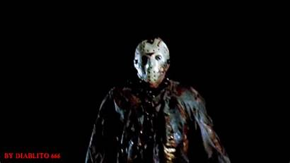13th Friday Jason Voorhees Gifs Scary Horror