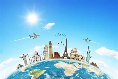 Travel Traveling Alerts International Outside Airplane Around