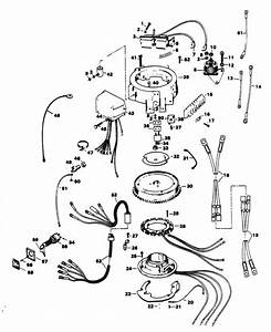 Chrysler 9 9 Hp  1982  Electrical Components Parts