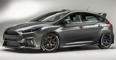 Ford Focus RS500 2017