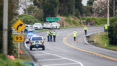 Woman Killed In Two-car Crash North Of New Plymouth