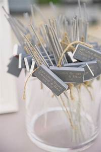 style elegance kitchener waterloo wedding and event With sparklers for wedding favors