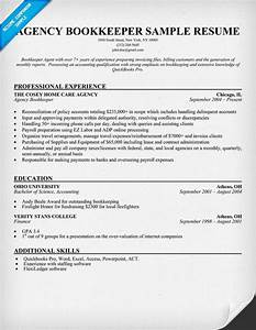 bookkeeper resume sample best template collection With bookkeeper resume template