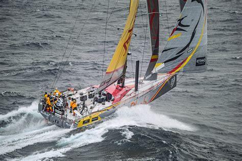 volvo ocean race route    langste ooit zeilen