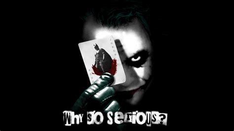 Joker Anime Wallpaper - joker why so serious wallpaper 183