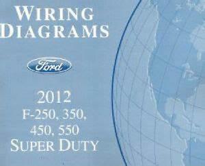 2012 F350 Wiring Schematics : 2012 ford f250 f350 f450 f550 factory wiring diagram ~ A.2002-acura-tl-radio.info Haus und Dekorationen