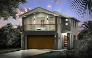 houses for narrow lots gold award homes small narrow lot designs