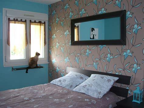 chambre marron 25 idu00e9es fantasitiques pour une du00e9co chambre