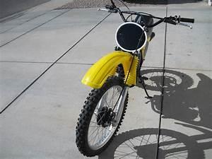 1979 Yamaha Yz 100 Vintage Mx Dg Fmf Ahrma Rm Kx Cr