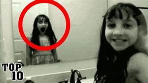 Top 10 Scary Gifs On The Internet - YouTube