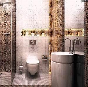 Badezimmer Fliesen Braun : mosaik fliesen badezimmer waschkonsole indirekte beleuchtung grau braun weiss youtube ~ Orissabook.com Haus und Dekorationen