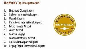 Changi voted World's Best Airport at Skytrax World Airport ...