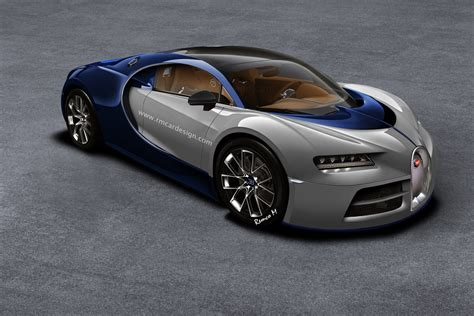 Bugatti Vision Gt For Sale by Bugatti Chiron Rendered Based On Vision Gt Gtspirit