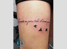 Tatouage Cuisse Femme Pistolet Tattooart Hd