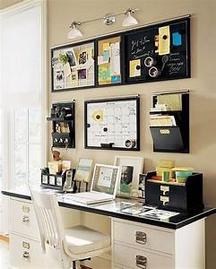 Five small home office ideas for Small home office organization ideas