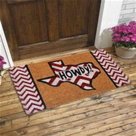 college doormats 1000 images about everything aggie on a