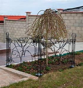 Terrasse Zaun Metall : designer gartenzaun dekor zaunelement 90 cm zaun metall schmiedeeisen steckzau ebay ~ Sanjose-hotels-ca.com Haus und Dekorationen