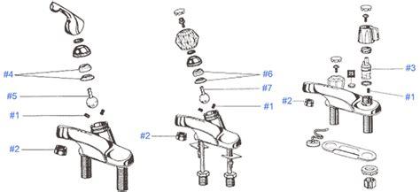 Masco Faucet Aerator Removal by Peerless Brand Faucet Repair Parts