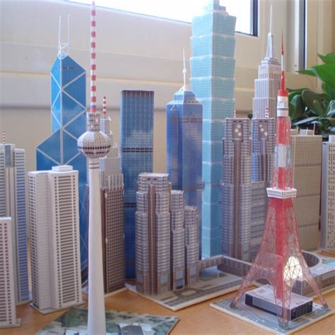 Online Buy Wholesale Toy Skyscraper From China Toy