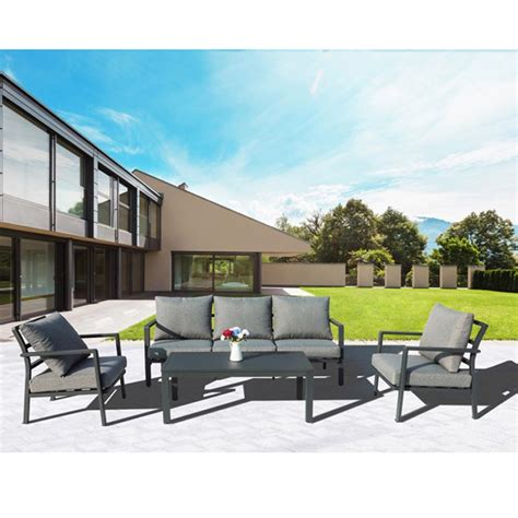divanetti da giardino salotto da esterno con divanetti e tavolino brigros