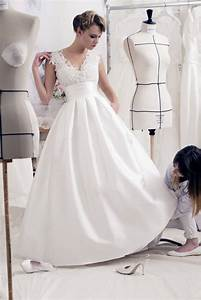 atelier emelia paris wedding dress designer alice may With boutique robe paris