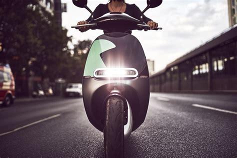 gogoro  scooter sharing  coming  paris  verge