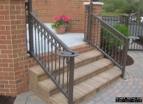 Home Depot Stair Railings Interior by Wrought Iron Railings Home Depot Interior Exterior