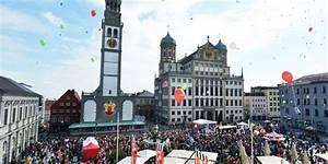 Verkaufsoffener Sonntag Augsburg 2016 : stadt augsburg ab samstag sticht das turamichele ~ Orissabook.com Haus und Dekorationen