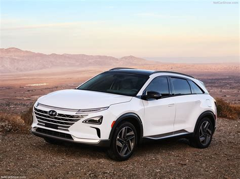2019 Hyundai Nexo Wallpapers, Pics, Pictures, Images