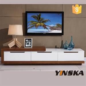 Table Tv Design : wood lcd tv table design high gloss tv cabinet ~ Teatrodelosmanantiales.com Idées de Décoration