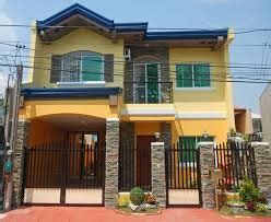 philippine gates  fences google search  storey house design small house exteriors