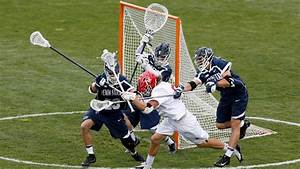 No. 9 men's lacrosse team falls to Maryland in Big Ten ...