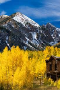 Colorado Rocky Mountains Fall