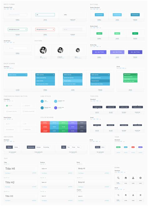 sle for ui guidelines design style tiles style