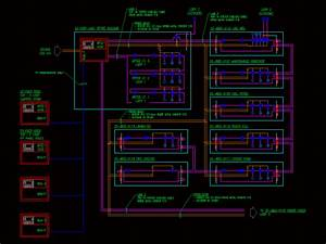 Fire Protection Diagram Dwg Block For Autocad  U2022 Designs Cad