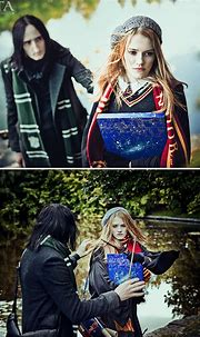 Lily Evans and Severus Snape by Lilta-photo on DeviantArt