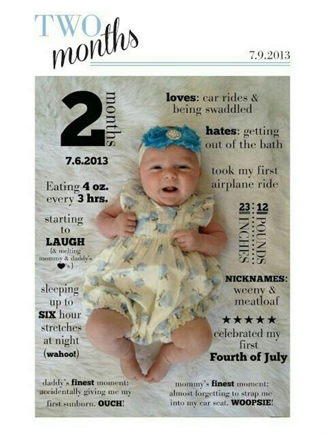 month baby book ideas baby ideastips pinterest