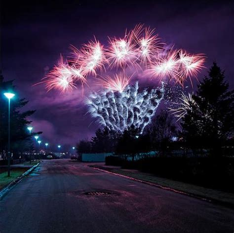 beautiful fireworks     top
