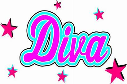 Diva Clipart Clip Vector Transparent Stars Svg