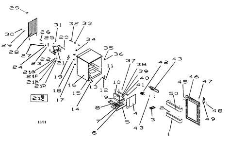 haier refrigerator parts diagram wiring diagram