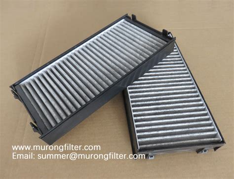 replacement bmw   cabin filter air