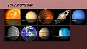 System 8 Planets - Pics about space